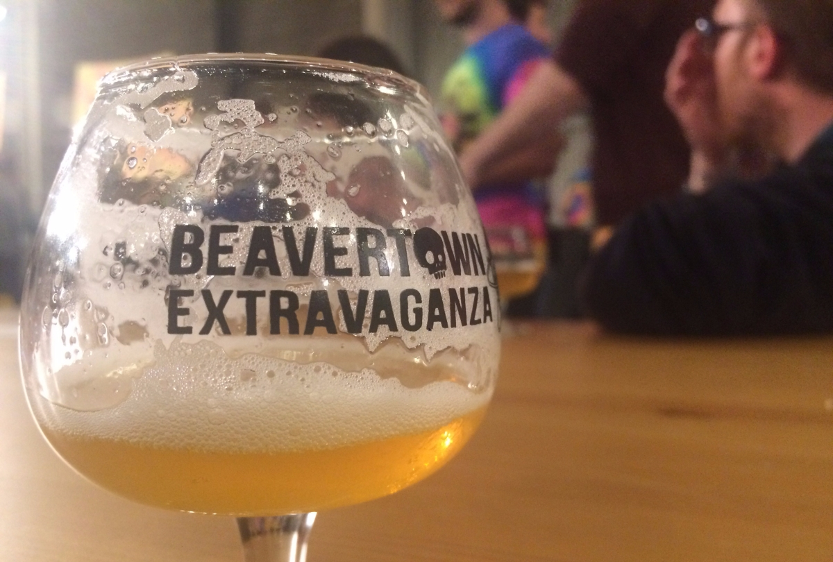 What happened at Beavertown Extravaganza '17?