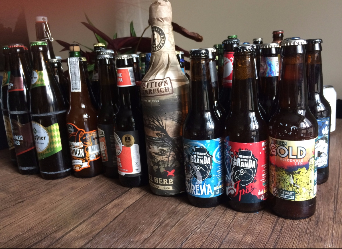 What happens to the World Beer Awards leftovers?